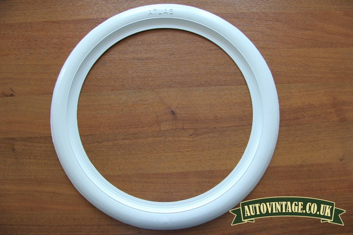 Whitewall car tyre trimsfor sale